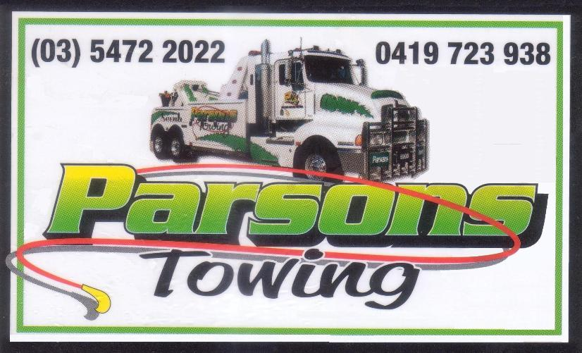 Parsons Towing
